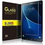 IVSO Premium Protector de Pantalla de Vidrio Templado para Samsung Galaxy Tab A 10.1 2016 T580N/T585N Tablet(Tempered-Glass - 1 Pack)