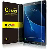 IVSO Pellicola Protettiva Schermo in Vetro Temperato per Samsung Galaxy Tab A 10.1 2016 SM-T580N / T585N Tablet (Tempered Glass - 1 Pack)