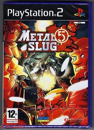 Metal Slug 5 (PS2) [Importación inglesa]: Amazon.es: Videojuegos