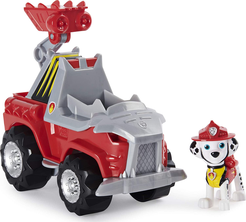 PAW Patrol Dino Rescue Rex Deluxe véhicule Pré Commande