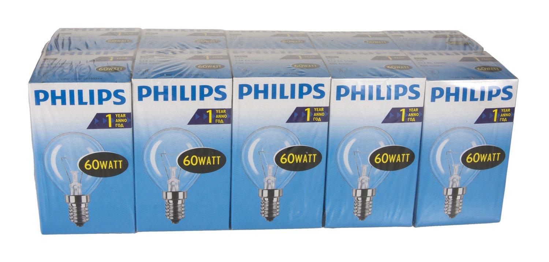 Philips 926000006814 Glü hbirne Kerzenform 40 W, E14, 10-er Pack