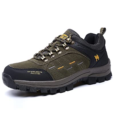 Men's Air Cushion Waterproof Running Outdoor Sports Hiking Shoes