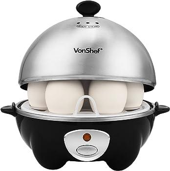 VonShef Stainless Steel Egg Cooker