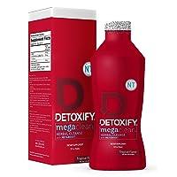Detoxify – Mega Clean NT Herbal Cleanse – Tropical Flavor– 32 oz – Professionally...