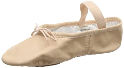 5bf6db2d36d Bloch Arise Leather Ballet Shoe Pink  Amazon.co.uk  Shoes   Bags