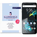 LG G6 Screen Protector [2-Pack], iLLumiShield Blue Light Screen Protector for LG G6 HD Shield with Anti-Bubble & Anti-Fingerprint UV-Filter Film