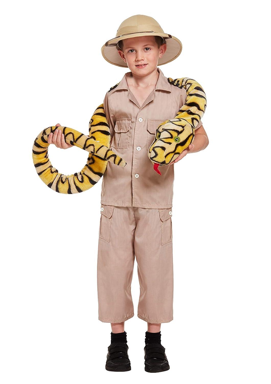 Legs Galore Disfraz de Explorador de Safari para niños Lrg con ...