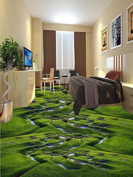 Wongxl 3D Stock Film Gras Creek Feuchtgebiet Pflanzen ...