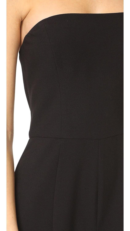 219b3eda315 Amazon.com  Black Halo Women s Miller Strapless Jumpsuit  Clothing