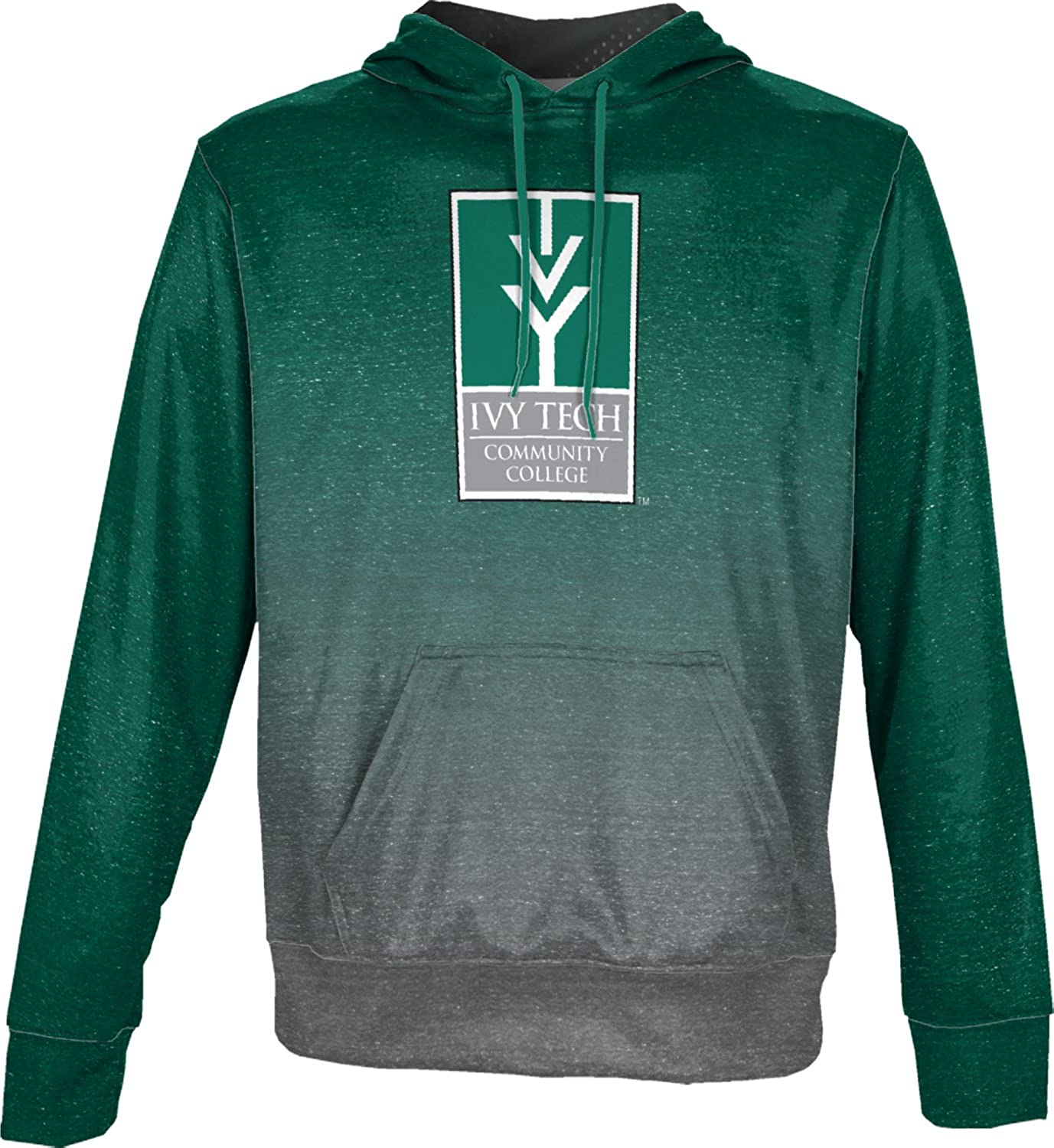 ProSphere Ivy Tech Community College of Indiana Boys Pullover Hoodie Ombre