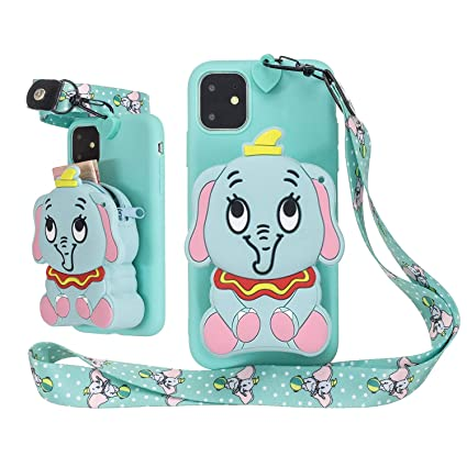 Blue Elephant iPhone 11 case