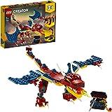 LEGO® Creator 3'ü 1 Arada Ateş Ejderhası (31102)