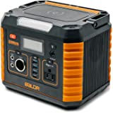 BALDR Portable Power Station 330W, Portable Solar Generators for home use, CPAP Backup Battery with QC3.0&TypeC SOS…