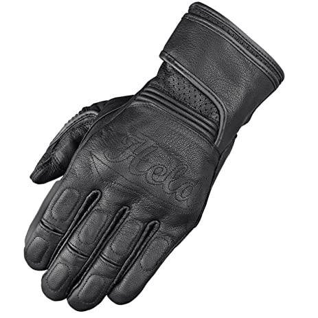Held Bolt Gloves Black - Black - Medium
