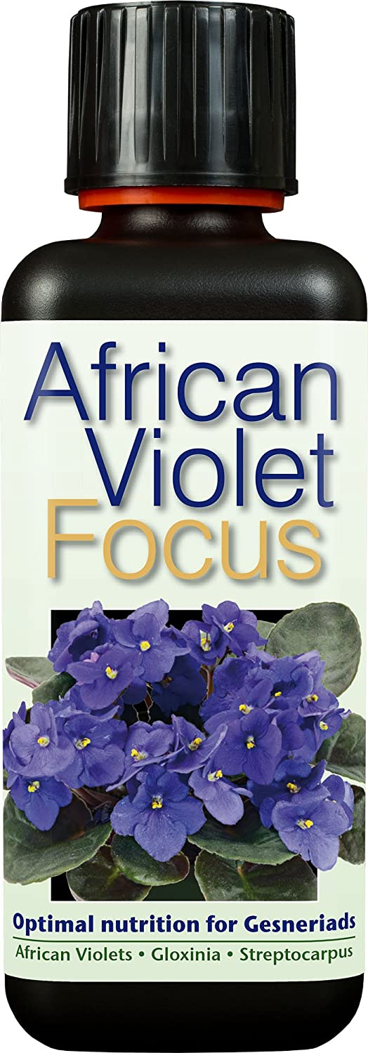 African Violet Focus 300ml Growth Technology Ltd GTAVF300