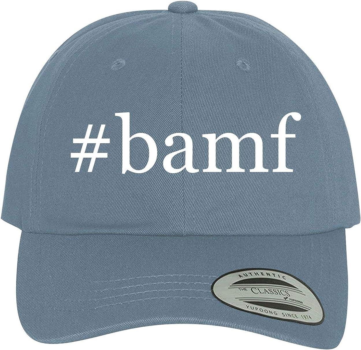 BH Cool Designs #BAMF Comfortable Dad Hat Baseball Cap