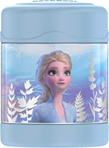 Thermos F30019FZM6, Frozen 2 Funtainer 10 Ounce Food Jar