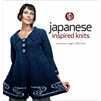 Japanese Inspired Knits: Marianne Isager Collection (English Edition)