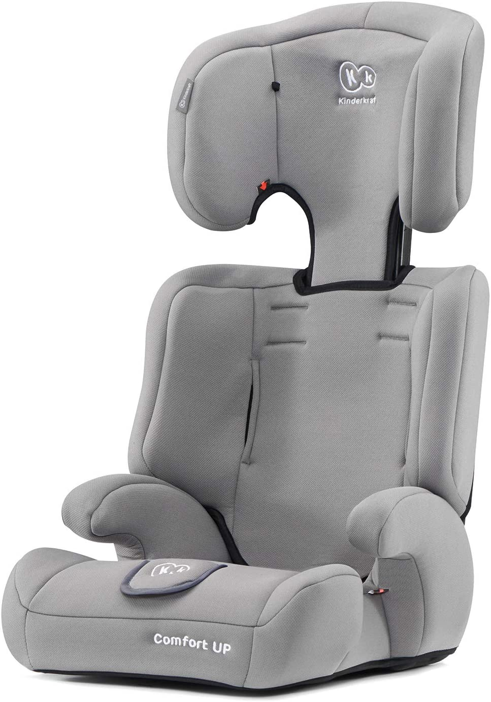 Adjustable Headrest with 5 Point Harness Infant Group 1//2//3 Navy Kinderkraft Car Seat Comfort UP Up to 12 Years Safety Certificate ECE R44//04 for Toddlers Booster Child Seat 9-36 Kg