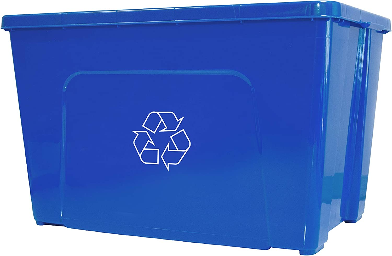 good natured Planet Friendly 3 Gallon/11 Liter Desktop Recycler