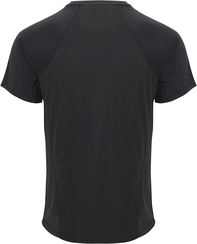 DBLADE T-Shirt Maglia Termica Manica Corta Grigia
