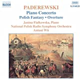 Paderewski: Concerto for Piano in A minor, Op. 17; Polish Fantasia on original themes Op. 19