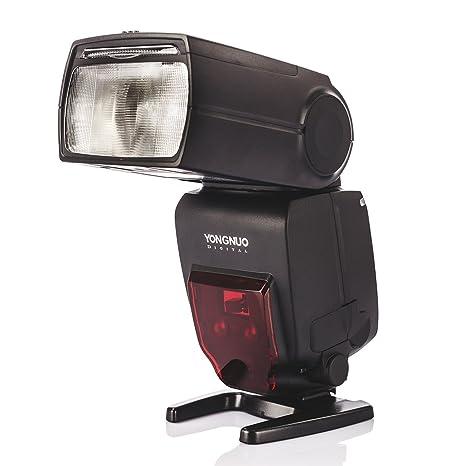 YONGNUO YN660 Speedlite - Master Flash para cámara Réflex (GN66 ...