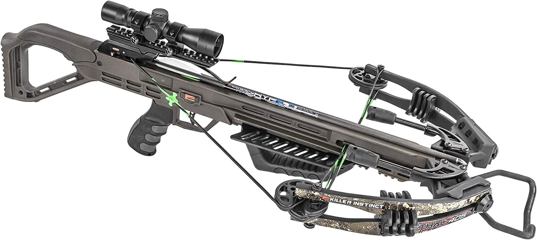 Killer Instinct MSCKI 1000 Lethal 405 fps Crossbow Pro