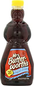 Mrs. Butterworth Sugar Free Syrup, 24 Ounce
