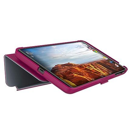 official photos 201fd 6d1c1 Speck Stylefolio Tablet Case - Verizon Ellipsis 8 - Purple - Retail ...