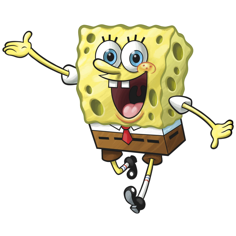 Amazon.com: RoomMates RMK1406GM SpongeBob Squarepants Peel & Stick ...