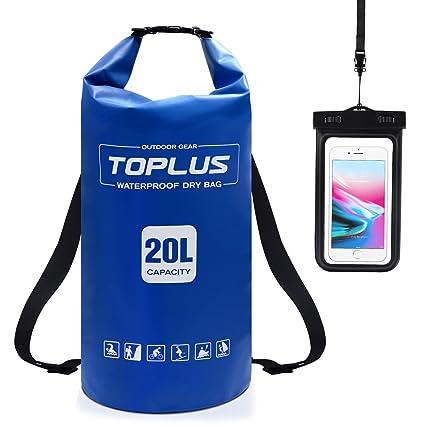 53dd40df2af5 Amazon.com   TOPLUS Floating Waterproof Dry Bag