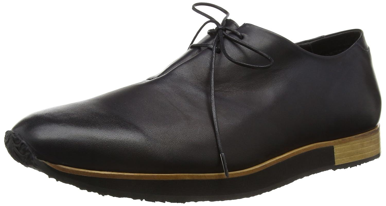 TALLA 44 EU. Neosens S496 Restored Skin, Zapatos de Cordones Oxford para Hombre
