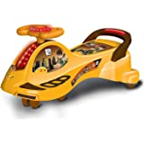 TOYZONE BEN10 City Free Wheel Magic Car