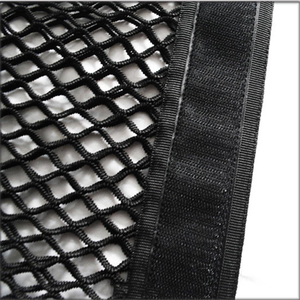10 Metallhaken mit elastischer Schleife f/ür Anh/änger Lade Sicherungsbefestigung