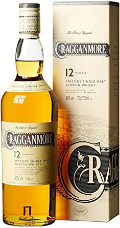 Cragganmore Whisky Escocés - 700 ml