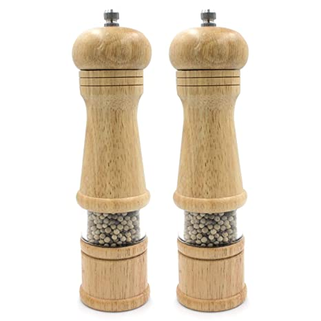 Amazoncom Salt And Pepper Mills Shakers Salt And Pepper Grinders