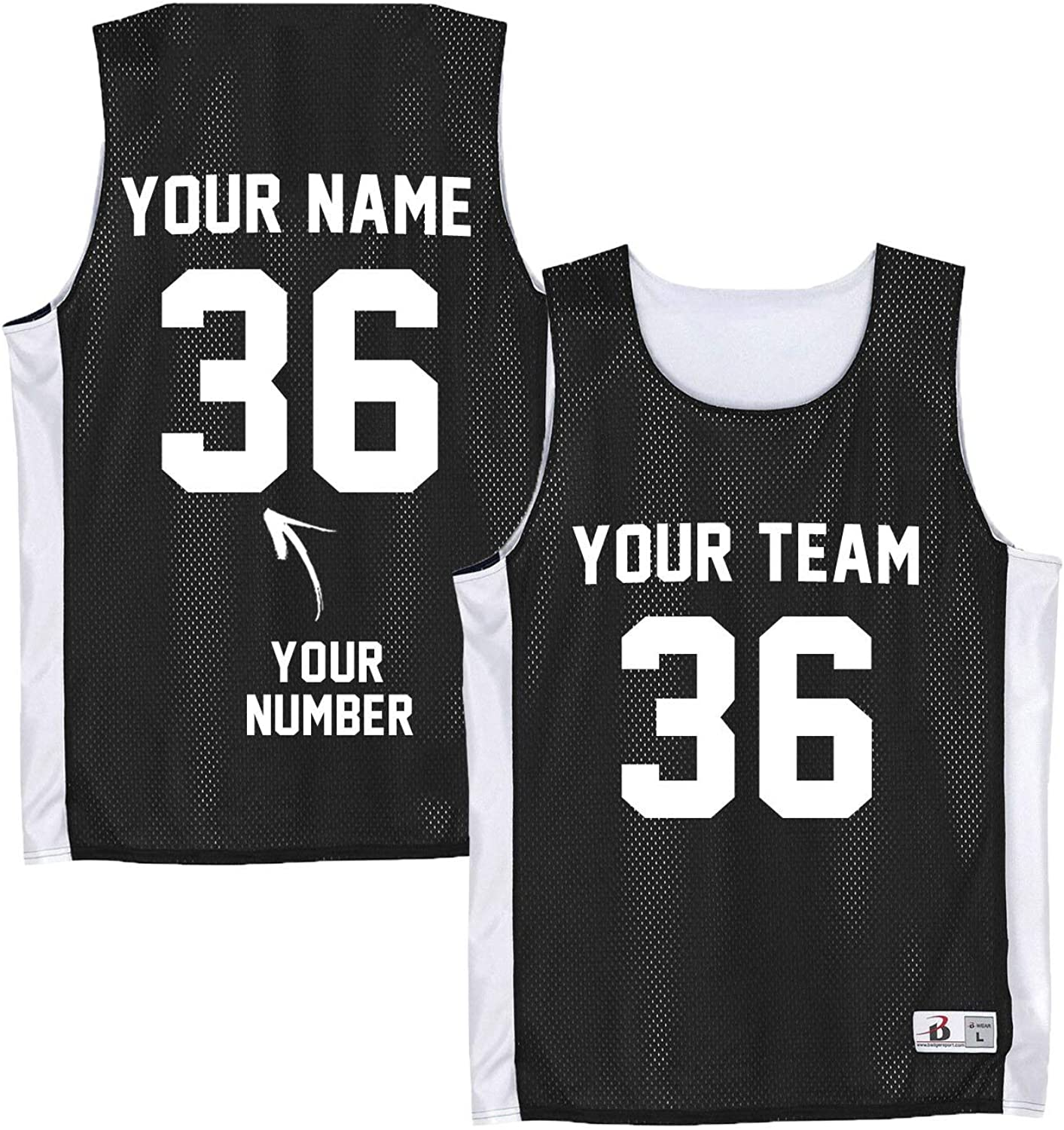 customize your own basketball jersey