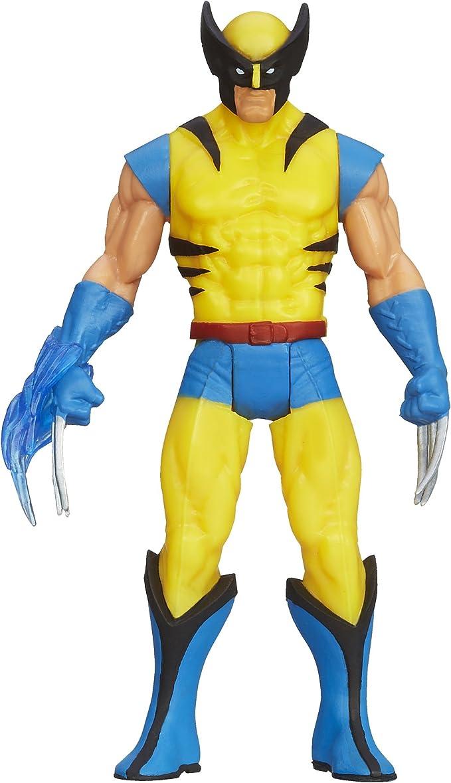Figura Marvel Wolverine (Lobezno) Warrior Claw Wolverine: Amazon ...