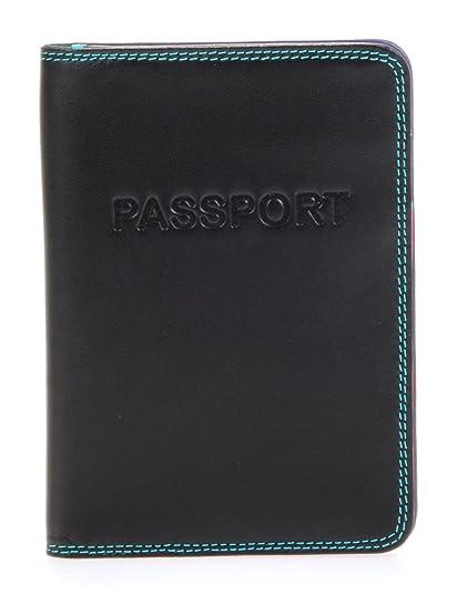 Mywalit Accessoires Couverture De Passeport Noir / Rythme BDgxP