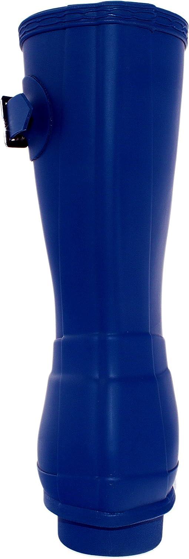Spielraum Großer Rabatt Am Billigsten HUNTER Damen Womens Original Short Gloss Gummistiefel Azurblau Ho45S krSCR sNGMF