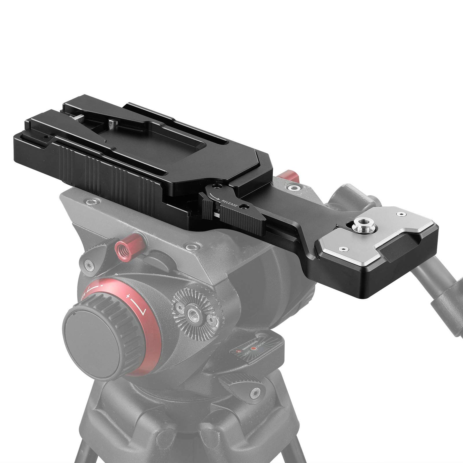 SMALLRIG Universal Quick Release Tripod Adapter Plate for Sony VCT-14-2169 by SMALLRIG (Image #5)