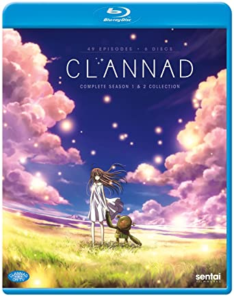 Clannad After Story Complete Collection Blu Ray