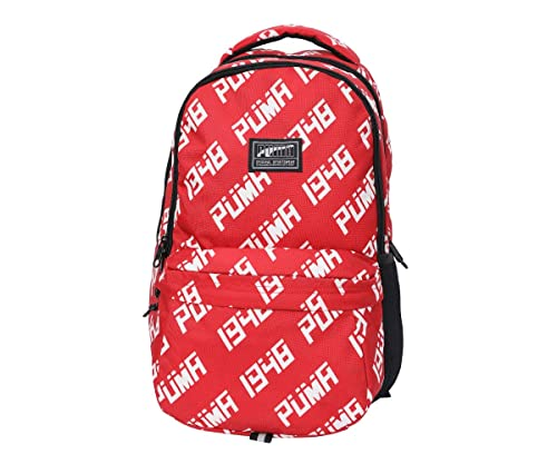 Puma Academy Backpack IND Ribbon Red-PUM