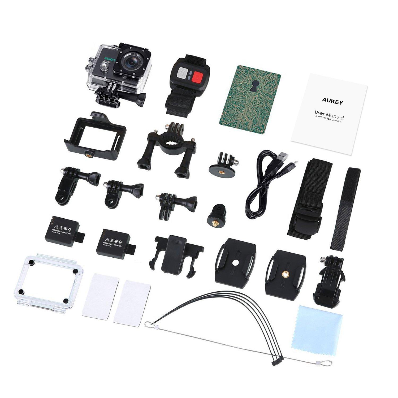 4K Action Cam - Zubehör Unterwassergehäuse / Bild: Amazon.de