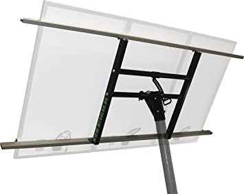 Top of Pole Mount Solar Panel Mounting System 4 Series (3 Panels