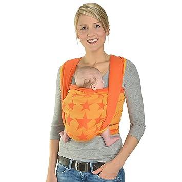 Hoppediz Coffret de Z de Los Ora écharpe de portage pour bébé, binde  Instructions inclus e62b33d85ec