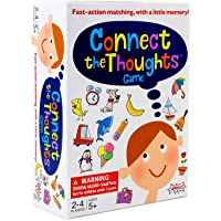 Connect The Thoughts Kids Memory & Match Card Game