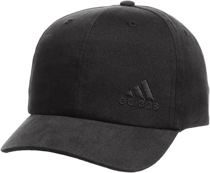 adidas 6 Panel - Gorra, Niños, Negro (Black), S: Amazon.es ...