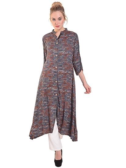 66b2b15fa4a Women s Clothing Long Kurti For Women Latest Designer Wear Kurti Collection  In Latest Kurti Beautiful Bollywood Kurti For Women Casual Wear Offer  Designer ...